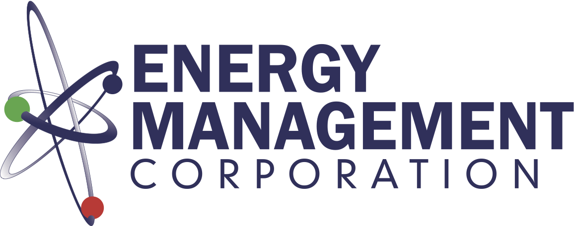 Energy Management Corporation (EMC) logotype